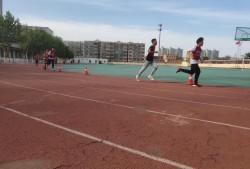 高阳县2021年中考体育考试顺利结束