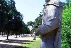 清西陵石像生的故事