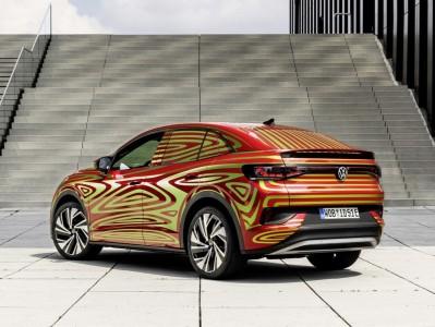 大众汽车轿跑SUV ID.5 GTX将于2021 IAA车展亮相