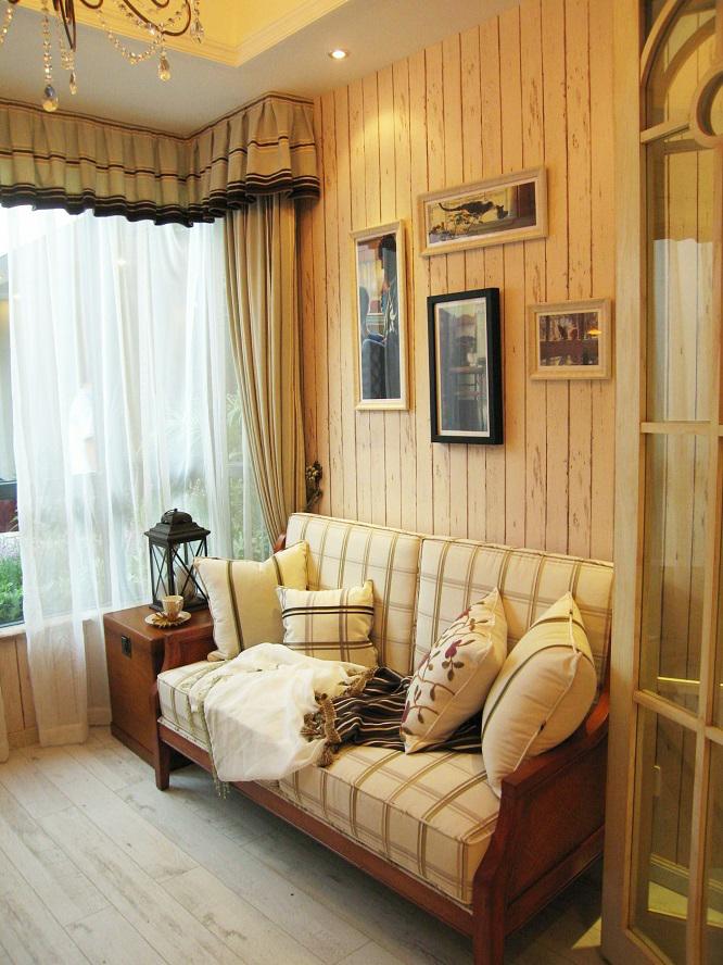 两室两厅田园风,儿童房是家里最美的风景线