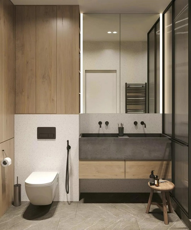 卫生间要怎么设计?卫生间设计流行趋势!