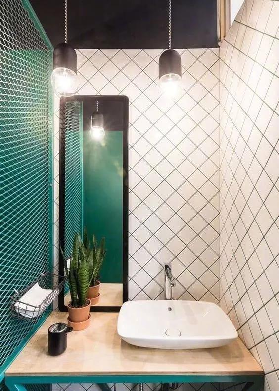 卫生间选对瓷砖,就成功一半!