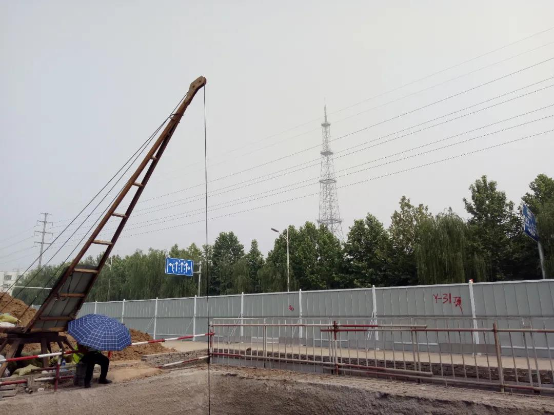 高阳城区公交路线绕行通知