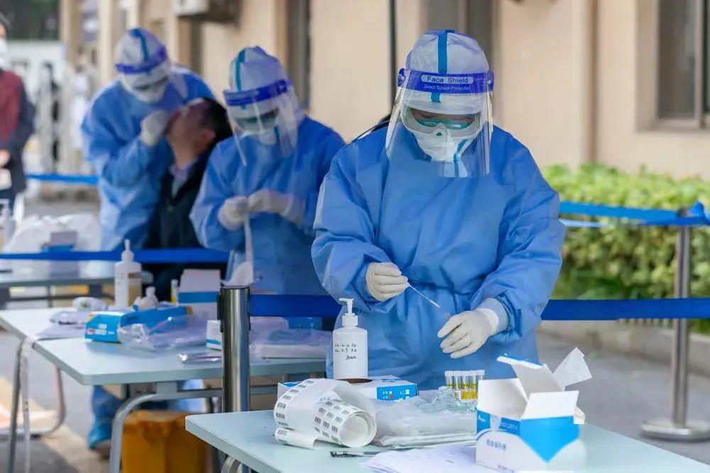 高阳这些场所和人员要做核酸检测!核酸检测纳入医保!