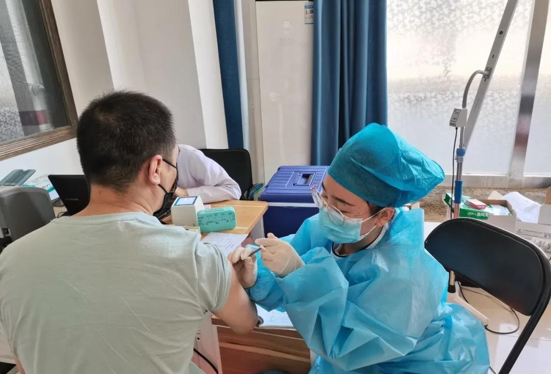 高阳县新冠疫苗接种点信息表(地址+电话)