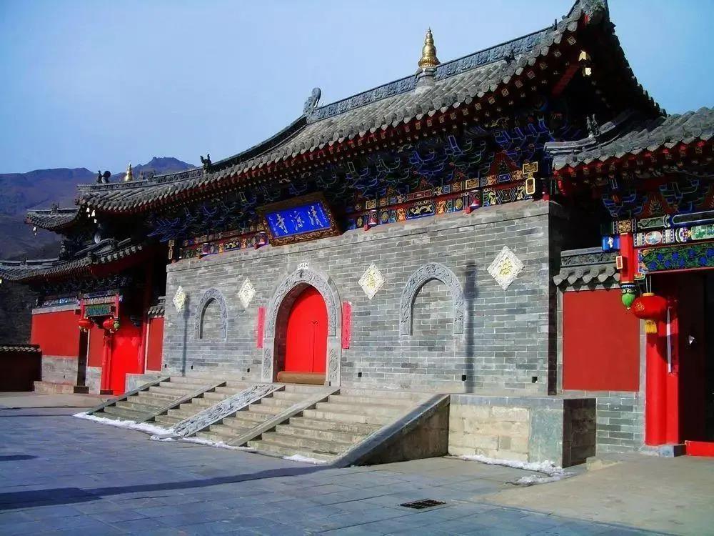 五台山清凉寺