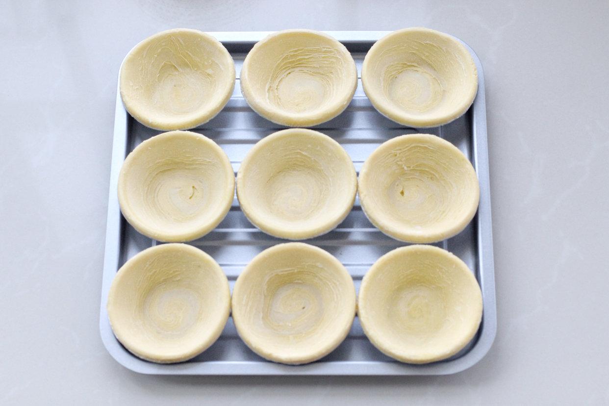 自制芒果蛋挞,烘焙小白也能一次就成功!