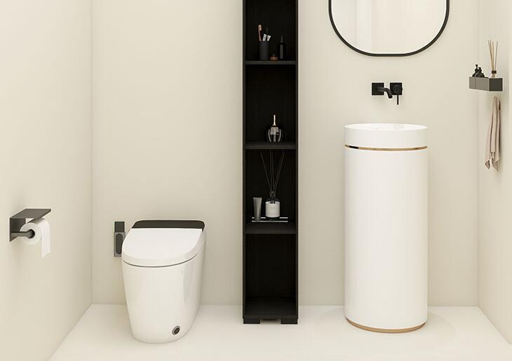 卫生间装修如何布局?
