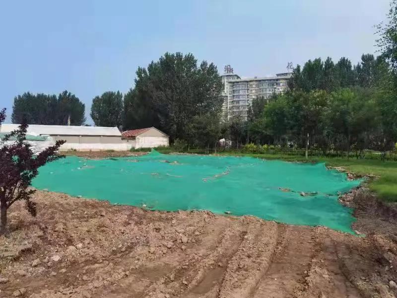 查违建!高阳县依法拆除一处烂尾楼!