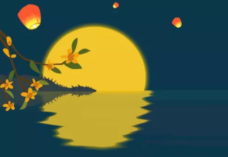 中秋节的由来和传说故事